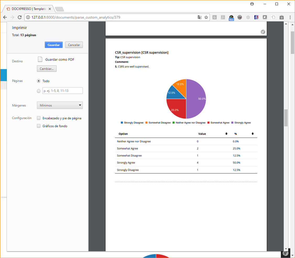 Print PDF analysis
